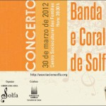 Cartel do Concerto do 30 de marzo